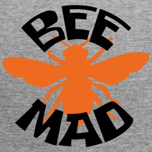 Bee mad + GIFT + - Jersey Beanie