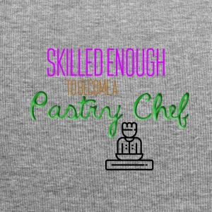 Skilled enough to become a pastry chef - Jersey Beanie