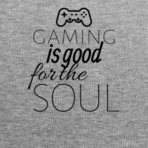 Gaming is good for the soul - Jersey-Beanie