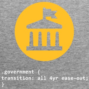 CSS Pun: governo - Beanie in jersey
