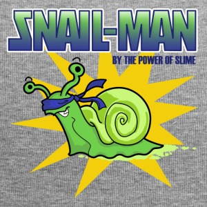 Snail-Man - ved magt Slime - Jersey-Beanie