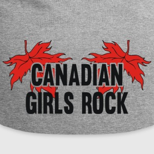 Canadian Girls Rock - Beanie in jersey