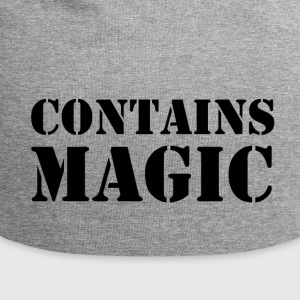 Contains Magic - Jersey Beanie