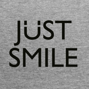 Just Mile Smile - Jersey Beanie