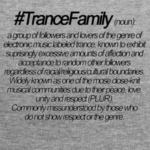 Definition of Trance Family - Jersey Beanie