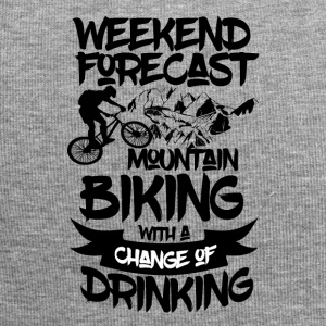 Mountainbike and Drinks ahead - Weekend Forecast - Jersey-Beanie