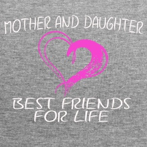 mother and daughter best friends for life - Jersey Beanie