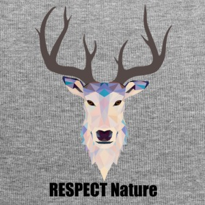 respect Nature - Jersey Beanie