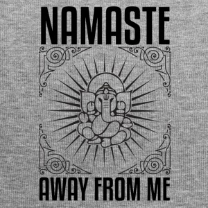 NAMASTE IN BED ELEPHANT - Jersey Beanie