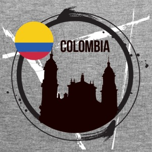 Colombia T-shirt - Beanie in jersey