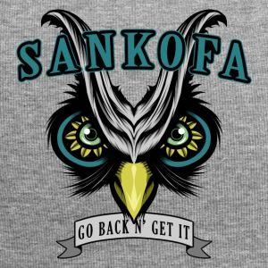 Saggezza Sankofa - Beanie in jersey