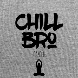 Chill Out Bro - Beanie in jersey