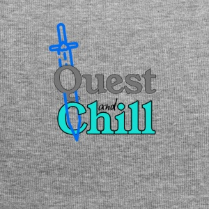 Quest and Chill - Jersey Beanie