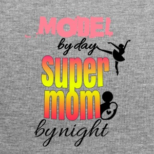 Model by day super mom by night - Jersey Beanie