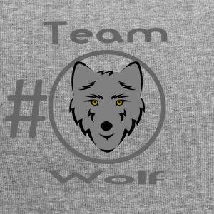 TeamWolf Official Design V2 - Beanie in jersey