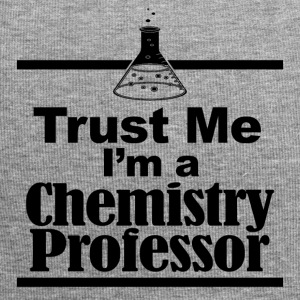 trust me i am a chemistry professor - Jersey-Beanie