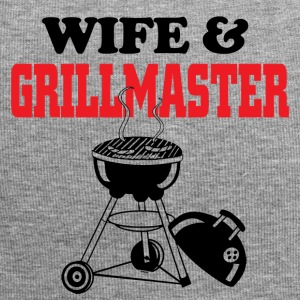 wife and grillmaster - Jersey-Beanie