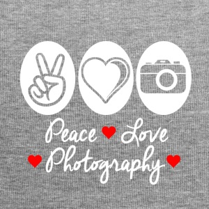 Peace Love Photography - Jersey Beanie