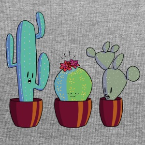 Cactus in bloom - Jersey-Beanie