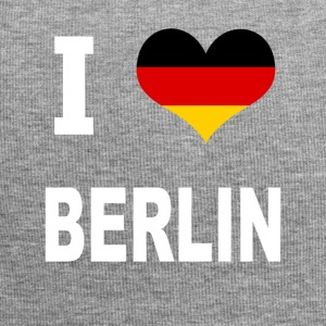 I Love Germany BERLIN - Jersey Beanie