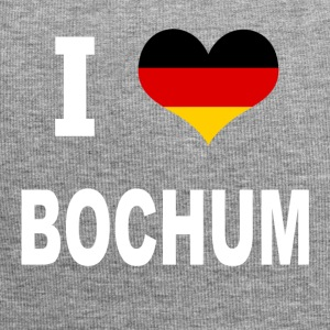 I Love Germany BOCHUM - Jersey Beanie