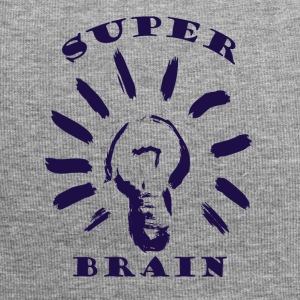 Super Brain Dark - Jersey Beanie