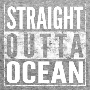STRAIGHT OUTTA OCEAN sea shirt - Jersey Beanie