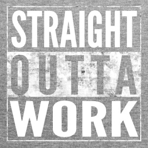 STRAIGHT OUTTA WORK Renter Shirt - Jersey-Beanie