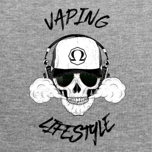 vaping lifestyle - vape steam steamer steaming Ohm - Jersey Beanie