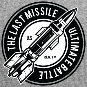 The Last Missile rocket weapon Christmas gift - Jersey Beanie