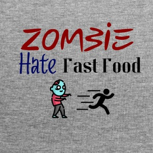 Truth sayings about zombies - Jersey Beanie