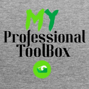 Toolbox professionale - Beanie in jersey