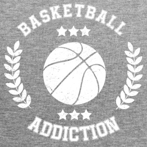 Basketball Addiction - Addict addicting ball sports - Jersey Beanie