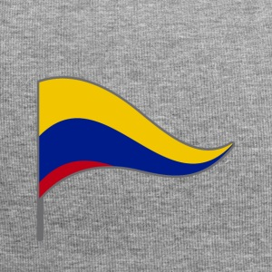 Colombia Bogota America flag flag national colors - Jersey Beanie