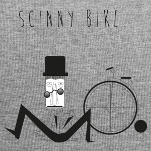 Scinny Bike Man Bicycle - Jersey Beanie