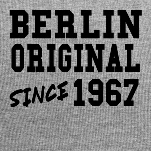 Original Berlin 1967 Shirt Fun Drôle Cool cadeau - Bonnet en jersey