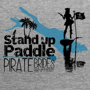 Stand up Paddle Pirate Brides Lake Black - Jersey Beanie