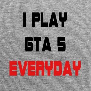 I play GTA 5 Everyday! - Jersey-Beanie