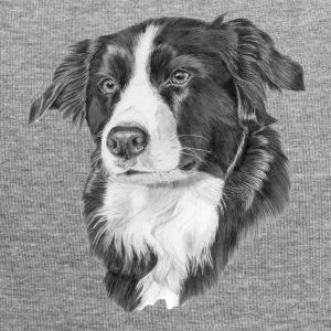 border collie 2 - Jersey Beanie