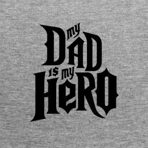 My Dad is My Hero - Jersey Beanie