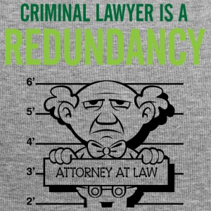Criminal Lawyers Are Redundant - Jersey Beanie