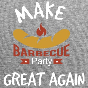 Make Barbecue Great Again - Jersey Beanie