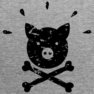 Pirate Pig - Bonnet en jersey
