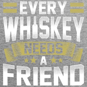 Each whiskey whiskey needs a friend's drinker - Jersey Beanie