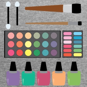 Make-Up Set - Jersey-Beanie