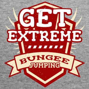 Get Extreme Bungee Jumping - Jersey Beanie
