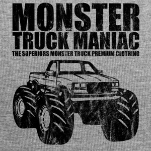 SUPERIORS ™ - MONSTER TRUCK MANIAC - Shirt - Jersey Beanie
