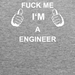 TRUST FUCK ME IN THE ENGINEER - Jersey Beanie