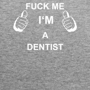 TRUST FUCK ME IN THE DENTIST - Jersey Beanie