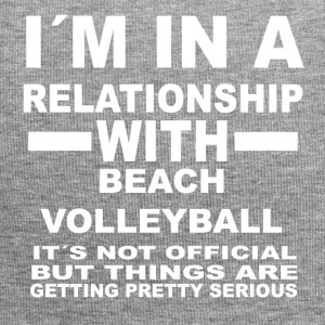 relationship with BEACH VOLLEYBALL - Jersey-Beanie